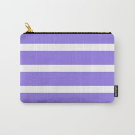 Violet line Carry-All Pouch