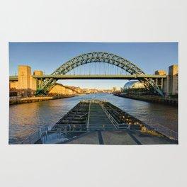 Tyne Bridge Rug