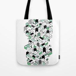 Home To A Few Tote Bag