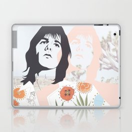 GRIEVOUS ANGEL: GRAM PARSONS Laptop & iPad Skin