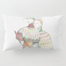 Inuit Girls Pillow Sham