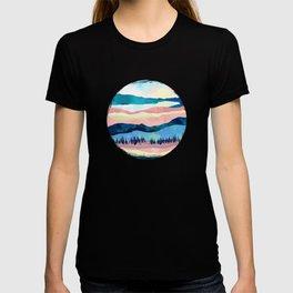 Winter Sunset T-shirt