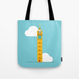 The Tolbooth Steeple Tote Bag