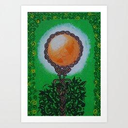 ostara Art Print