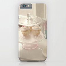 Vintage Cupcakes Slim Case iPhone 6s