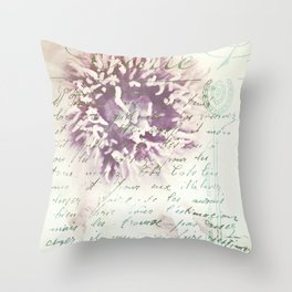 je vais bien Throw Pillow