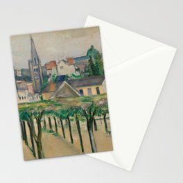 Village Square Stationery Cards