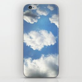 floatin iPhone Skin