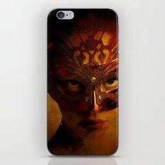 Bal Masque iPhone & iPod Skin