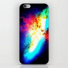 Galaxy : Bright Supernova iPhone & iPod Skin