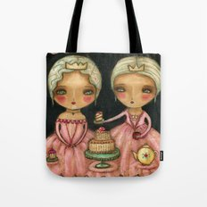 Let Her Eat Cake Tote Bag