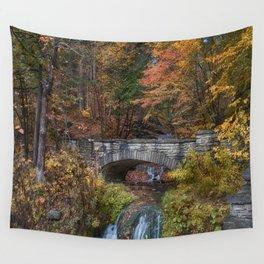 the Stone Bridge Wall Tapestry
