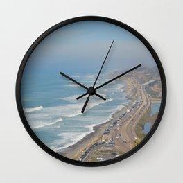 Beach Look Wall Clock