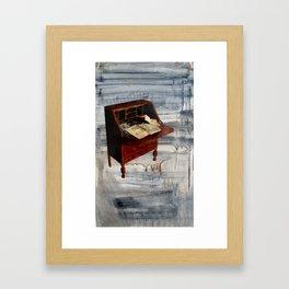 The Listener 6 Framed Art Print