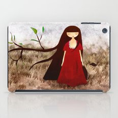 Branch Hair iPad Case