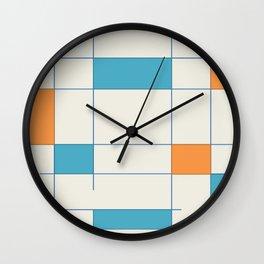 Mid-Century Modern Art 2.5 Wall Clock
