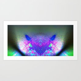 A Trip Into The Unknown #3 Art Print