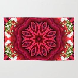 Rose Mandala - The Mandala Collection Rug