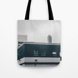 Home For Winter Tote Bag