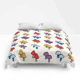Funky Fungi Comforters