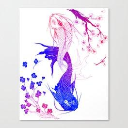 Perfectly Unbalanced 2 Canvas Print