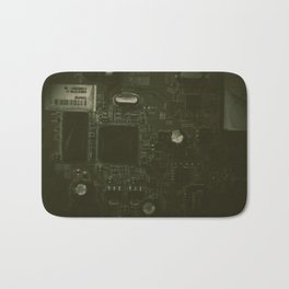 The City of Circuitry 5.0 Bath Mat