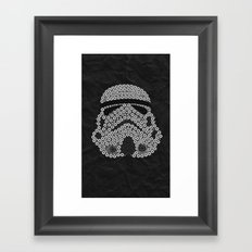 Order 66 Framed Art Print
