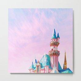Disneyland Metal Print