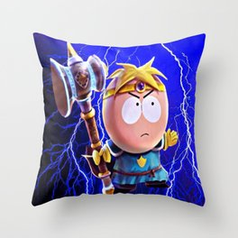 Thor Butters Throw Pillow