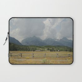 Country Roads, Take Me Home Laptop Sleeve