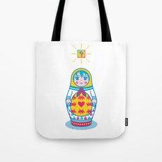 Cultural Exchange Tote Bag