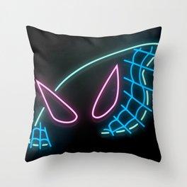 Spellbound Spider-Gwen Throw Pillow