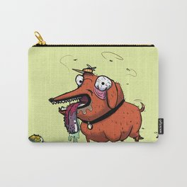 Hideous Dog Carry-All Pouch