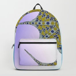 the star or octopus Backpack