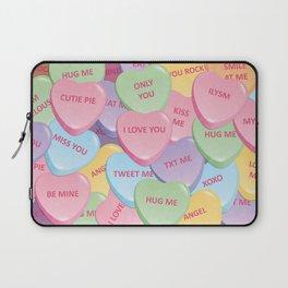 Valentine's candies Laptop Sleeve