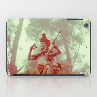 goddess iPad Cases featuring Goddess by Farkas B. Szabina