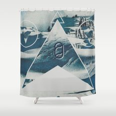 The chalet Shower Curtain