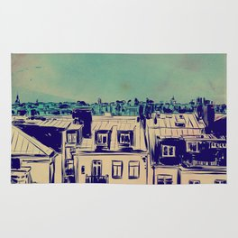 Roofs Rug