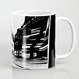 PHAZED landscape sketch Coffee Mug