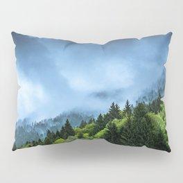 Landscape fog #society6 Pillow Sham