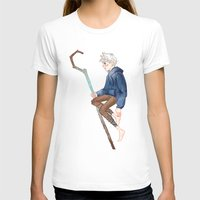 jack frost T-shirts featuring Jack Frost by Rosita Maria