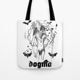 Believe the Dogma - The Guardian Tote Bag