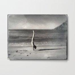 Unstad, Lofoten  Metal Print