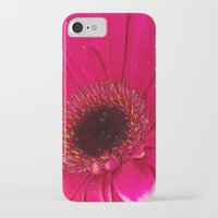 hot pink iPhone & iPod Cases featuring Hot Pink by Paul & Fe Photography