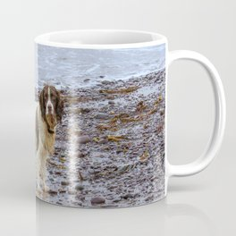 after swimming Coffee Mug