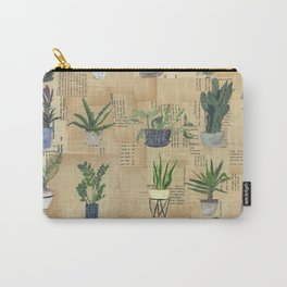 It Is Just Me and You Carry-All Pouch