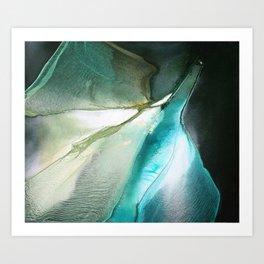 Symbolic Silence Art Print