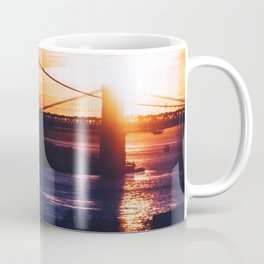 New York bridge Coffee Mug
