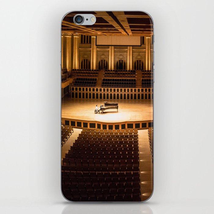 concert photography panorama iPhone Skin