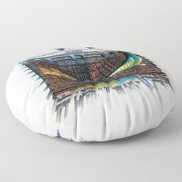 InsideSound#5 Floor Pillow